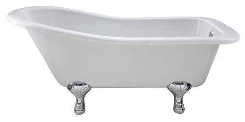 Hudson Reed Brockley 1700mm Free Standing Bath & Corbel Legset RL1690T  (15166)