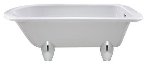 Hudson Reed Barnsbury Free Standing Bath & Deacon Legset RL1707M1  (15159)