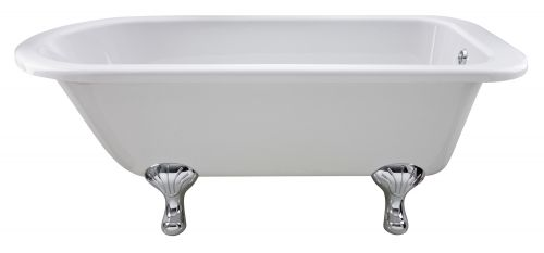 Hudson Reed Barnsbury Free Standing Bath & Corbel Legset RL1707T  (15160)