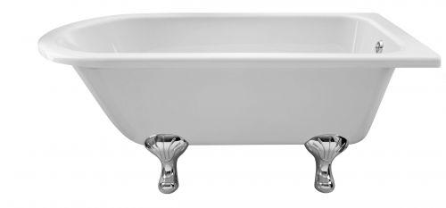 Hudson Reed Winterburn 1500mm Free Standing Bath & Corbel Legset RLF1500T  (16120)