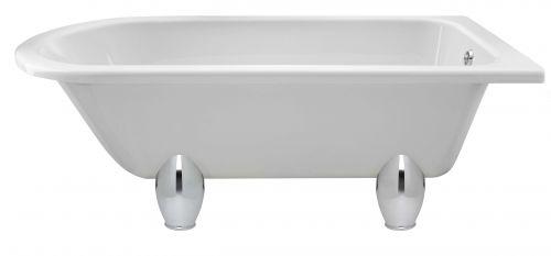 Hudson Reed Winterburn 1700mm Free Standing Bath & Deacon Legset RLF1700M1  (16122)