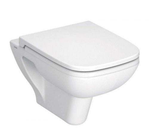 Vitra S20 Wall Hung WC Pan with Soft Close Seat  (14761)