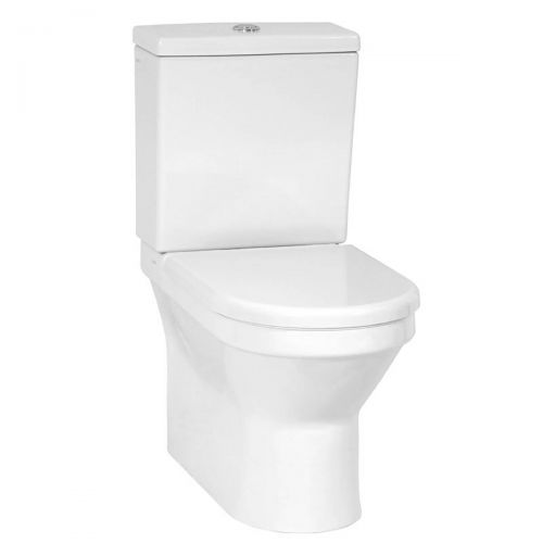 Fully Back to Wall Close Coupled Toilet