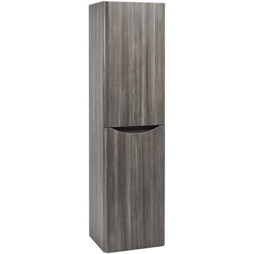 Baltimore 1500mm Wall Mounted Storage Cabinet - Avola Grey (18993)