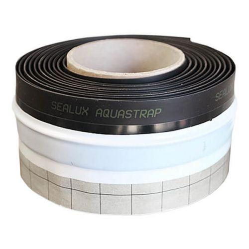 Sealux 3.4m Aquastrap Waterproof Bath and Shower Tray Seal - 10712