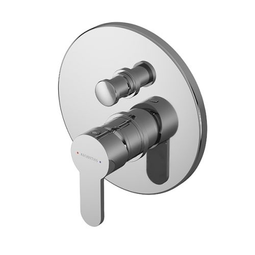 Asquiths Sanctity Manual Concealed Shower Valve With Diverter (17651)