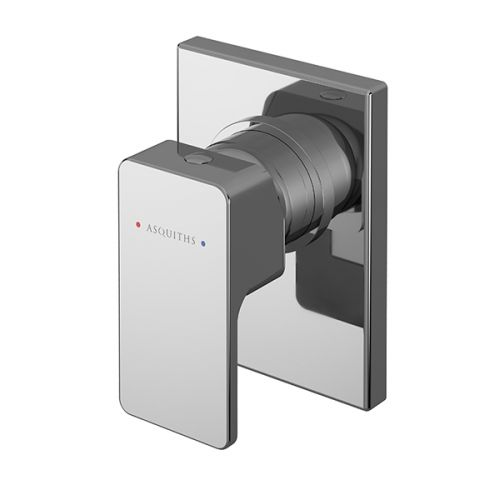 Asquiths Tranquil Manual Concealed Shower Valve (17699)