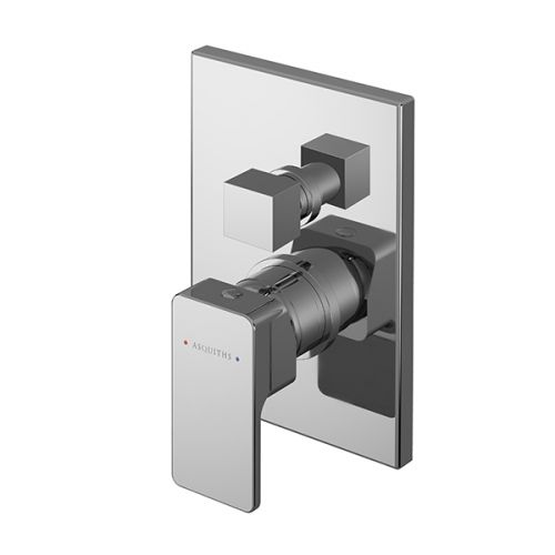 Asquiths Tranquil Manual Concealed Shower Valve With Diverter (17700)
