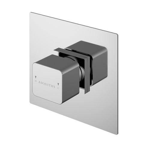 Asquiths Tranquil Thermostatic Control Only Pre Set Temperature, No Shut Off (17705)