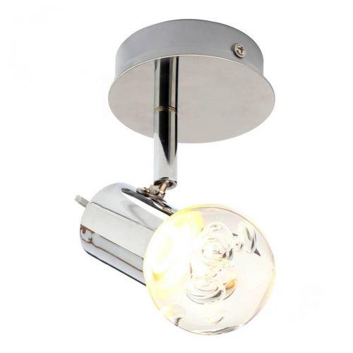 Forum Spa SPA-30781-CHR Bubble LED Single Spotlight (17306)