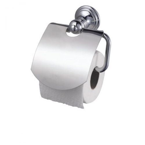 Haceka Allure Toilet Roll Holder with Lid - 11262