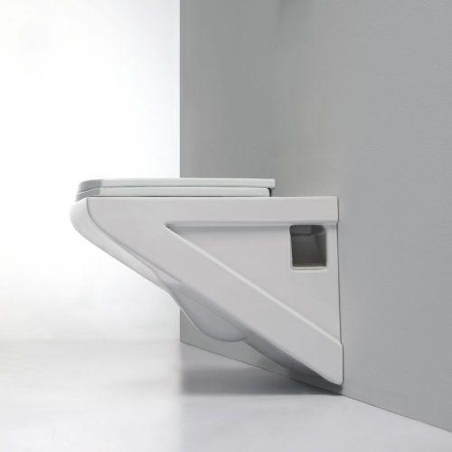 Wall Hung Toilet & Seat