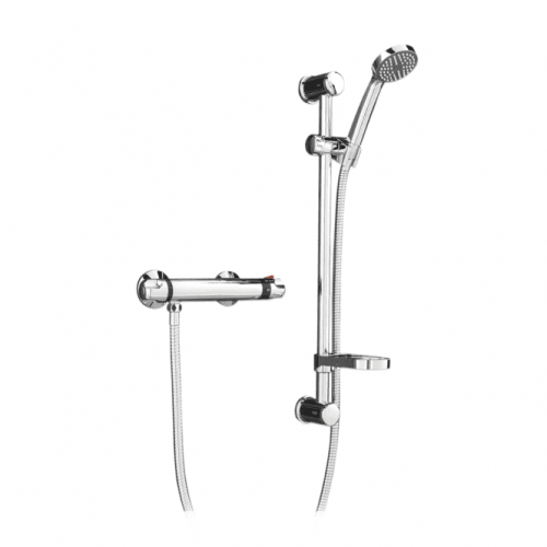 Synergy VM25 Thermostatic Bar Valve and Shower Kit - Low Pressure - 11355