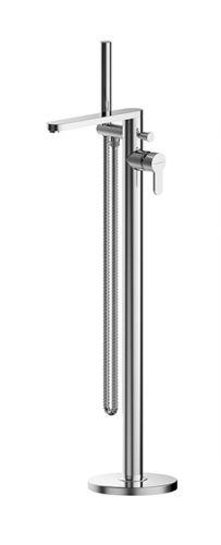 Asquiths Sanctity Floor Standing Bath Shower Mixer - 17642