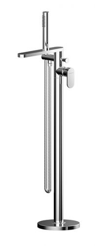 Asquiths Solitude Floor Standing Bath Shower Mixer - 17679