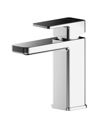 Asquiths Tranquil Mini Mono Basin Mixer inc. Waste - 17712