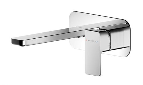 Asquiths Tranquil Single Wall Mounted Basin Mixer (17717)