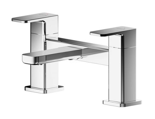 Asquiths Tranquil Deck Mounted Bath Filler - 17721