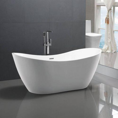 Viktor Benson Taha 1500mm Freestanding Double Ended Bath  (14335)