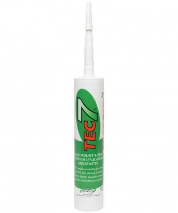 Tec 7 Adhesive 310ml Sealant - White - 9188