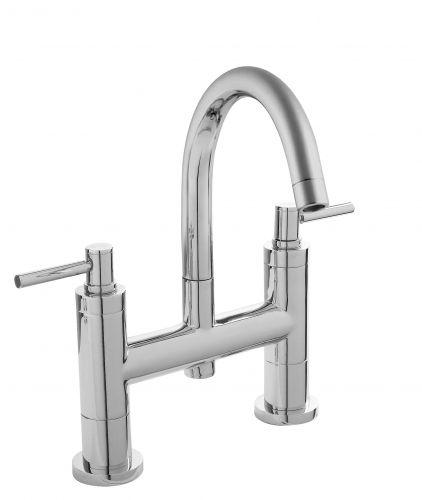Hudson Reed Tec Lever Bath Filler (TEL353) - 15224