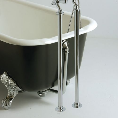 Heritage Standpipes - Chrome (17482)