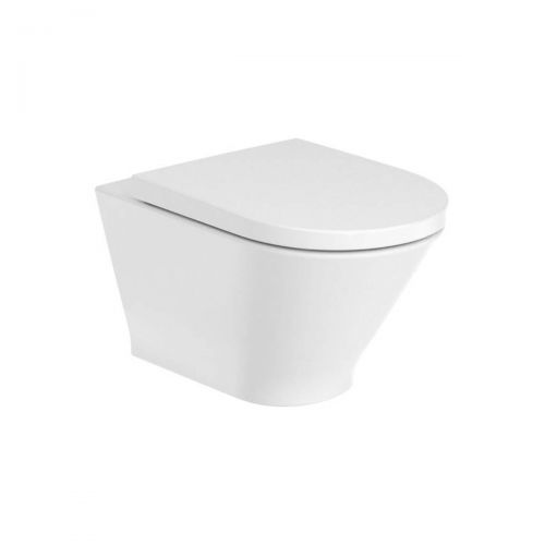 Wall Hung Rimless Toilet