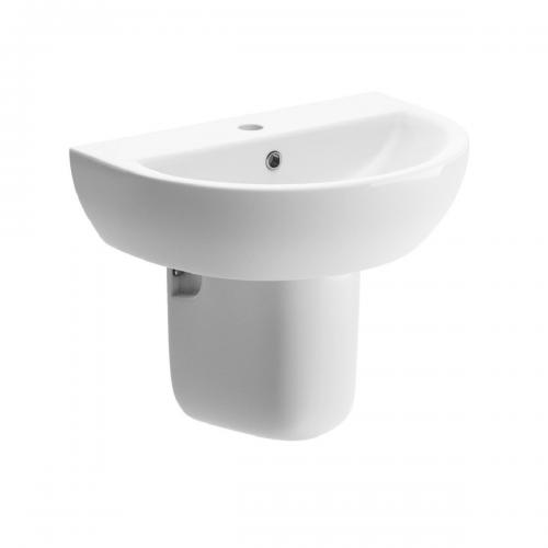 Basin & Semi-Pedestal