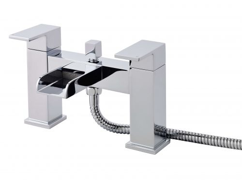 Nuie Strike Bath Shower Mixer (Open Spout) - 15213