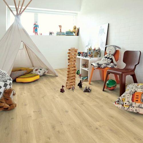 Pergo Premium Click Vinyl Flooring - 2.105sqm per pack - Modern Nature Oak (13923)