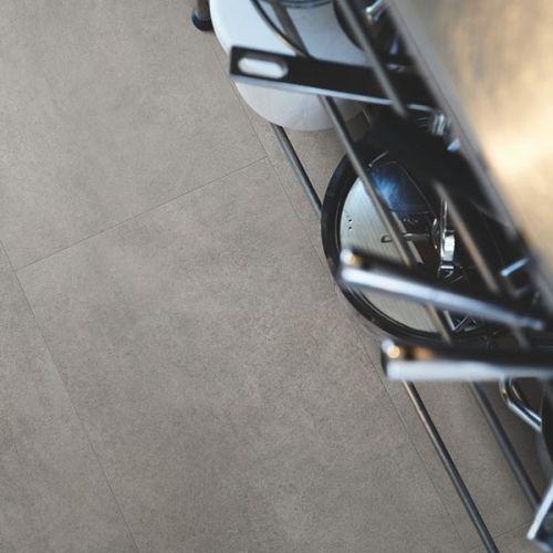 Pergo Premium Click Vinyl Flooring - 2.08sqm per pack - Dark Grey Concrete (13917)