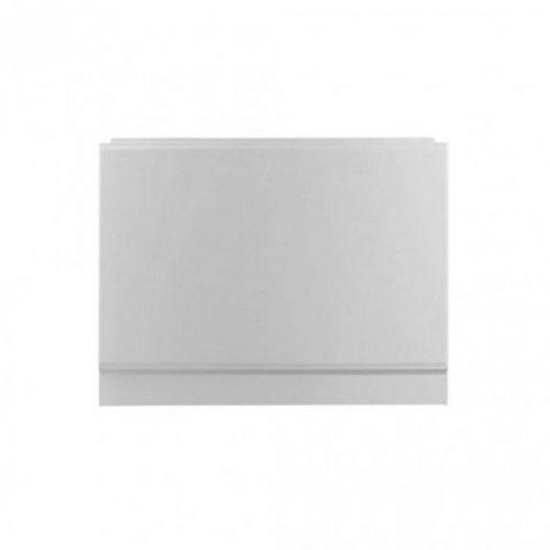 Verona Waterproof 750mm Bath End Panel - Gloss White (20495)