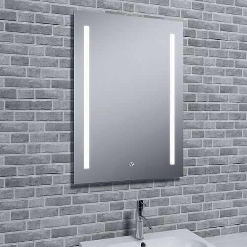 Vertigo 700 x 500mm LED Mirror (19393)
