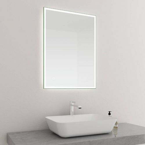 Clear Look Woodchester 800 x 600mm Bluetooth LED Mirror (20693)