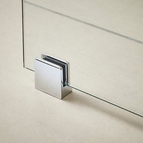 Hudson Reed Wetroom Screen Support Foot - Chrome (WRSF001) - 17157