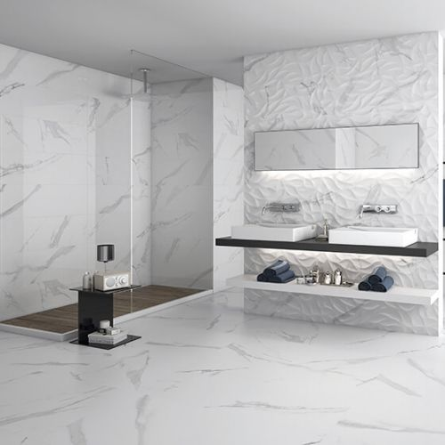 White Soul 29.5 x 90cm White Body Wall Tile - 1.59sqm perbox (17422)