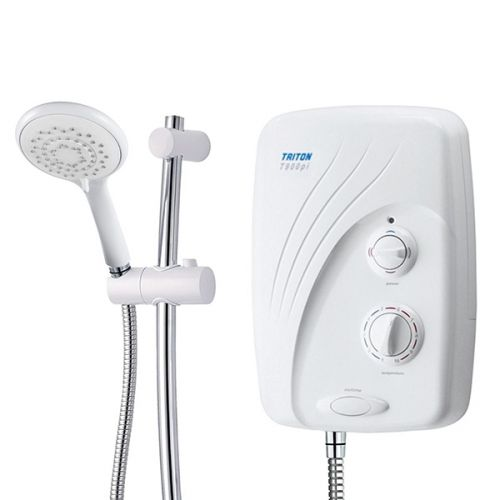 Triton T900PI Electric Shower - White (19338)