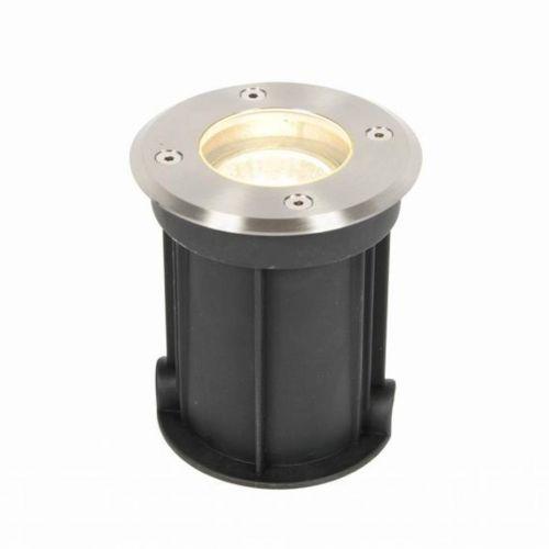 Forum Zinc ZN-20965-SST Pan Single Outdoor Drive Over Light - Stainless Steel (20568)