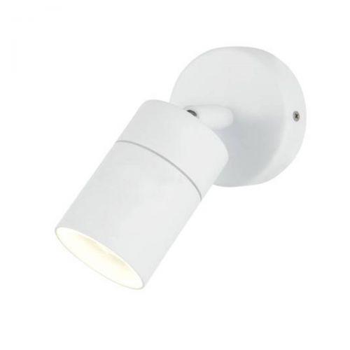 Forum Zinc ZN-26536-WHT Leto Single Up/Down Wall Light - White (20565)