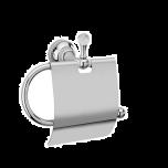 Sagittarius Swarovski Liberty Crystal Covered Toilet Roll Holder - Chrome - 17536