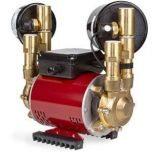 Grundfos Amazon Universal Pump 1.5 Bar Negative Head Twin Pump STN-1.5B - 9400