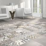 Tapis 44.2 x 44.2 Patterned Porcelain Wall & Floor Tile - 1.37sqm perbox (19644)