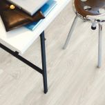 Pergo Premium Click Vinyl Flooring (2.105sqm per pack) - Soft Grey Oak - 13928