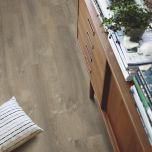 Pergo Premium Click Modern Plank Vinyl Flooring (2.22sqm per pack) - Dark River Oak - 13924