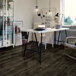 Pergo Premium Click Modern Plank Vinyl Flooring (2.22sqm per pack) - Black City Oak - 18190